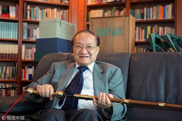 Kim Dung,nhà văn Kim Dung qua đời,khối tài sản của Kim Dung