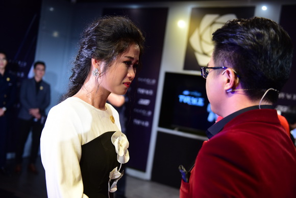 Gương mặt truyền hình 2018, MC Hồng Trang