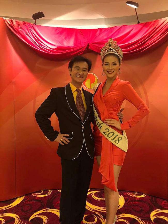 Phương Khánh, Miss Earth 2018, sao Việt