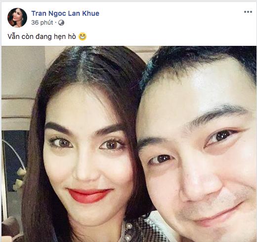 Lan Khuê,John Tuấn Nguyễn,sao Việt