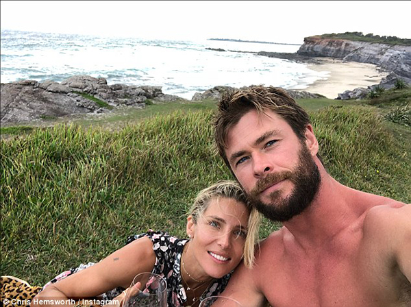 chris hemsworth, sao Hollywood