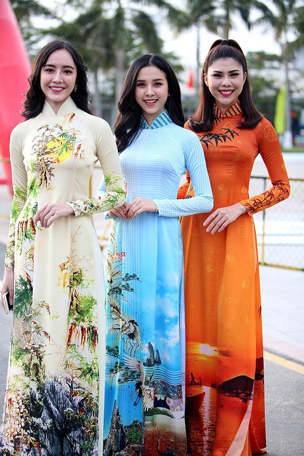Á Hậu Thuý An, sao Việt