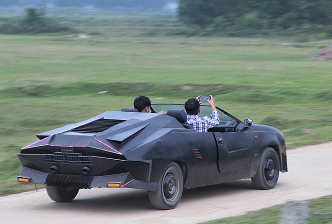 siêu xe, xe độ, Lamborghini, siêu xe chế