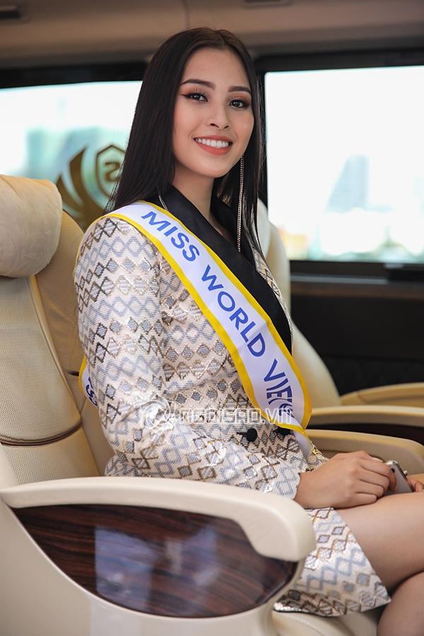 Trần Tiểu Vy, Miss World 2018
