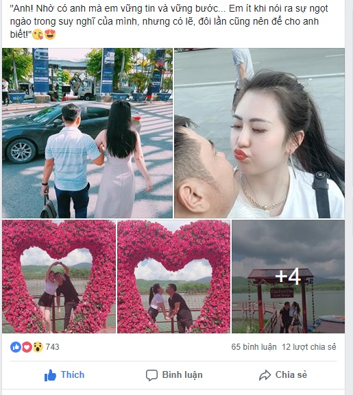 Trần Hoài Anh, Ruby Trần, sao việt
