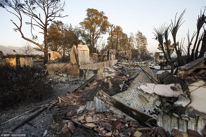 cháy ở Mỹ, cháy lớn ở mỹ, cháy thế kỷ, cháy ở bang california