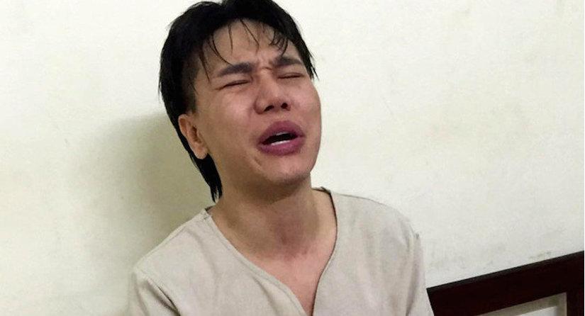 Nhét tỏi vào mồm cô gái, Ca sĩ Châu Việt Cường bị khởi tố tội giết người