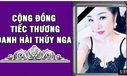 Thúy Nga, diễn viên hài Thúy Nga, sao Việt