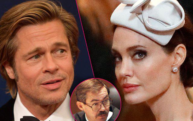 Angelina Jolie,Brad Pitt,thẩm phán xử lý ly hôn của Angelina Jolie và Brad Pitt