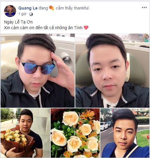 Lễ Tạ ơn, sao Việt, Tuyết Lan, Đàm Vĩnh Hưng