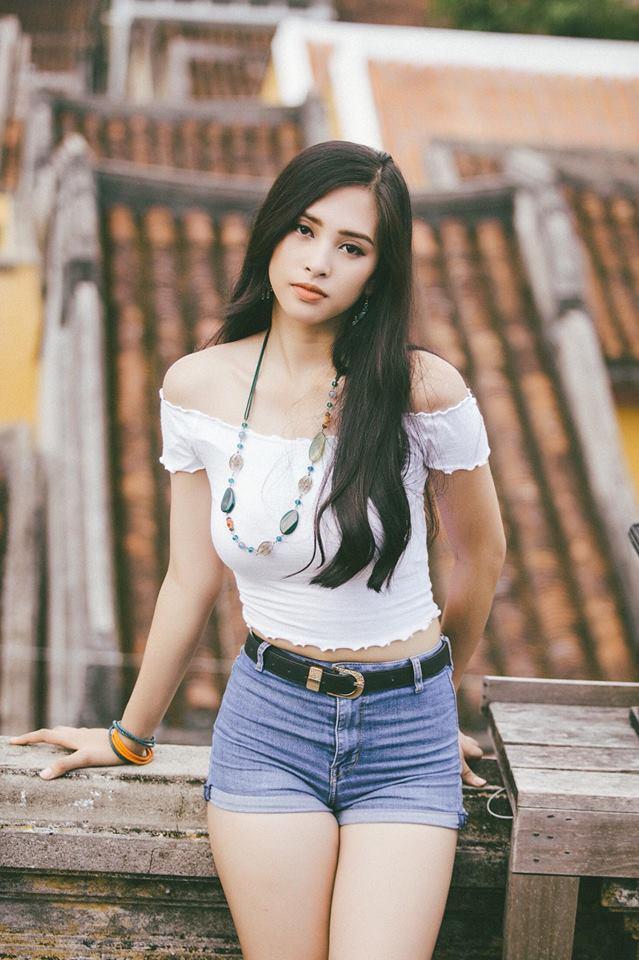 Tiểu Vy, Hoa hậu Tiểu Vy, Hoa hậu Việt Nam 2018