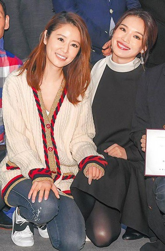 Angelababy, Lâm Tâm Như, sao hoa ngữ