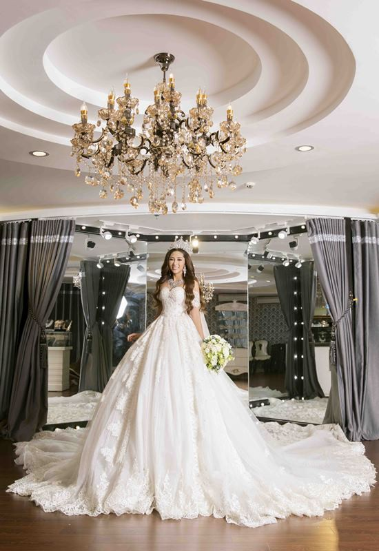 Hoa hậu Đại dương Đặng Thu Thảo, Đặng Thu Thảo, đám cưới Hoa hậu Đại dương Đặng Thu Thảo