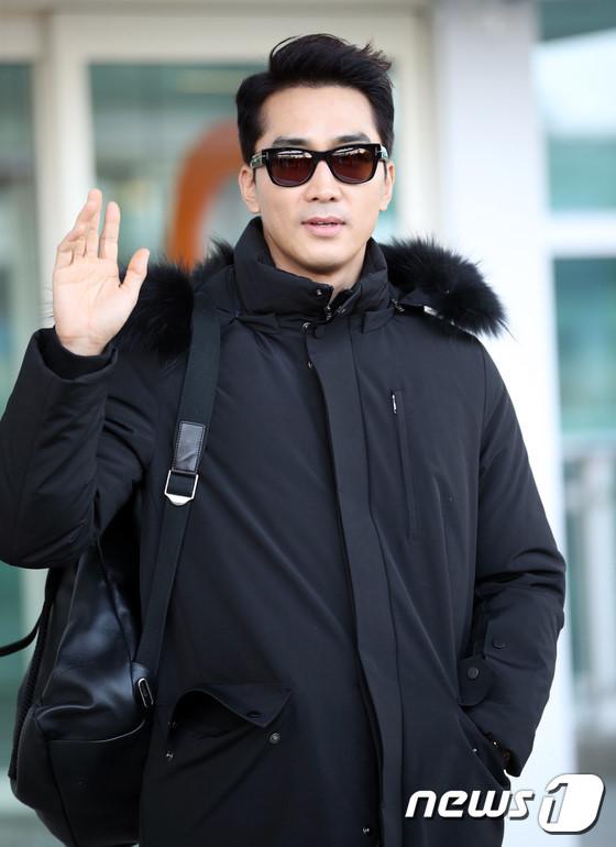 Song Seung Hun đến Việt Nam,Song Seung Hun,sao Hàn