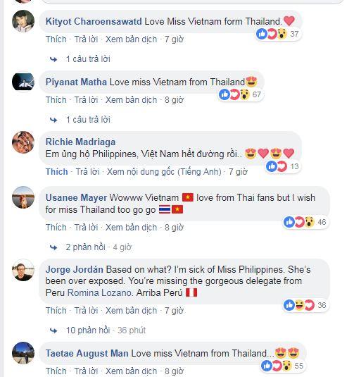 H'Hen Niê, Miss Universe 2018, sao Việt