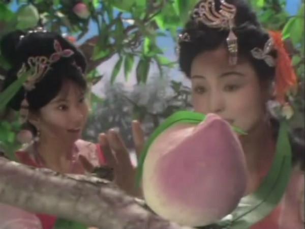 phim Tây Du Ký,Tôn Ngộ Không,Trư Bát Giới,Lục Tiểu Linh Đồng,đào tiên