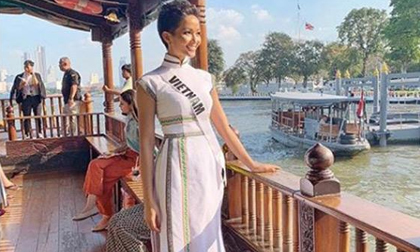 Miss Universe 2018, H'Hen Niê, clip ngôi sao
