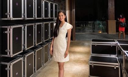 Dự án Nước sạch về bản, Hoa hậu Tiểu Vy, Miss World 2018, Clip ngôi sao