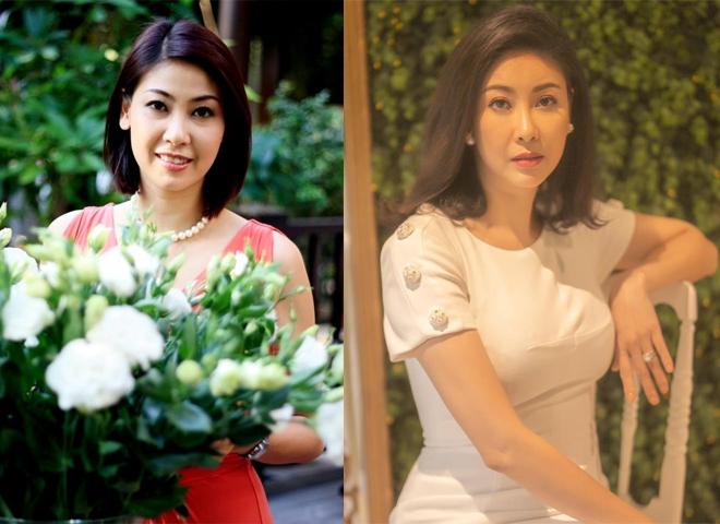 Hà Kiều Anh, Kim Thư, sao Việt