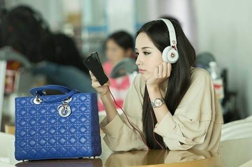 Hoa hậu mai phương thúy,hoa hậu việt nam 2006,mai phương thúy sắm hàng hiệu