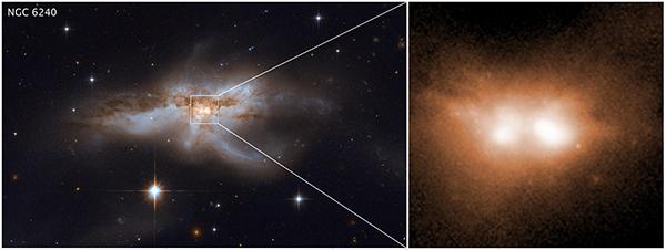 Sự kiện lớn nhất vũ trụ: Cú va chạm tạo ra hố đen lớn gấp 80 lần Mặt Trời