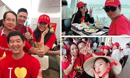 Park Hang Seo, sao Việt, Hoàng Bách, Đàm Vĩnh Hưng, Tuấn Hưng, Sơn Tùng M-TP