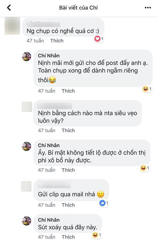 Chí Nhân, Minh Hà, Thu Quỳnh, sao việt