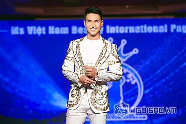 Nguyễn Bảo Linh,Nam vương Việt Nam Quốc tế châu Á