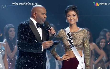 H'Hen Niê,Miss Universe 2018,sao Việt