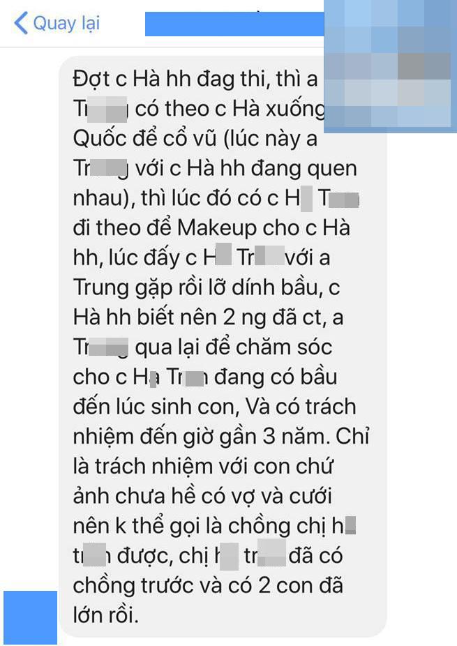 Nguyễn Thị Hà, thí sinh Hoa hậu Việt Nam, giật chồng