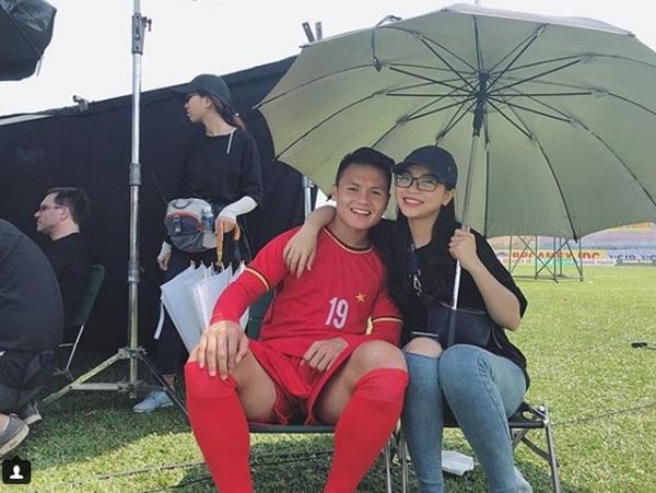 Quang Hải,bạn gái Quang Hải,Nhật Lê,Quang Hải rạn nứt với bạn gái