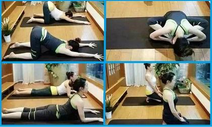 chăm sóc sức khỏe, những bài tập tăng cường sức khỏe, những biện pháp giảm đau hiệu quả
