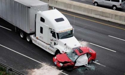 Container đâm hàng loạt xe máy, tai nạn kinh hoàng ở long an, tai nạn giao thông