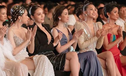Kỳ Duyên, Jolie Nguyễn, Huyền My, Minh Triệu