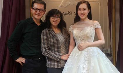 NSND Trung Hiếu, đám cưới NSND Trung Hiếu, sao Việt, vợ NSND Trung Hiếu