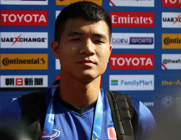 Đức Chinh, ĐT Việt Nam, Asian Cup 2019