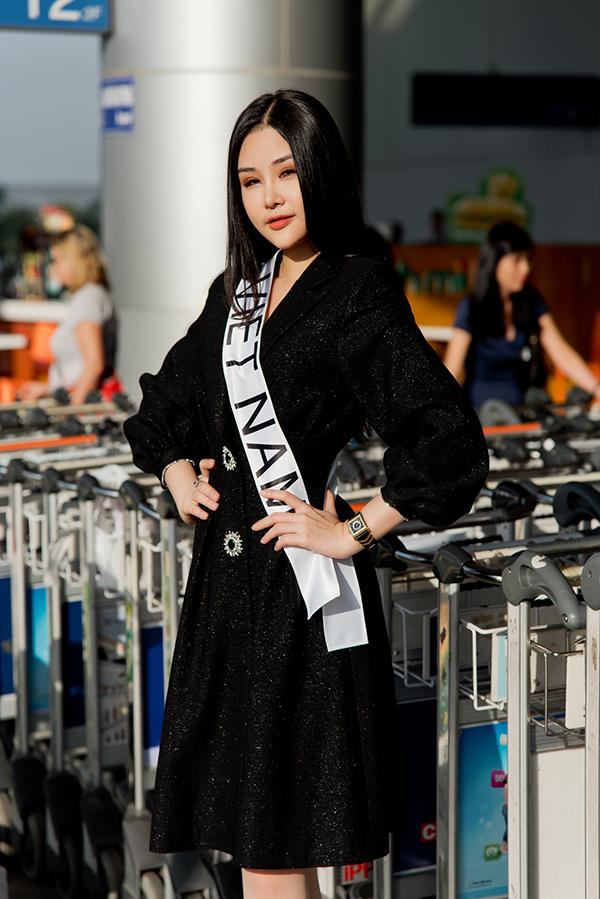 Lê Âu Ngân Anh, Miss Intercontinental 2018, hoa hậu liên lục địa 2018