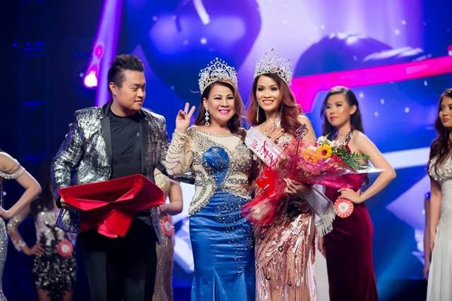 Hoa hậu Phụ nữ người Việt Quốc tế 2018, Lilly Nguyễn, Sao việt