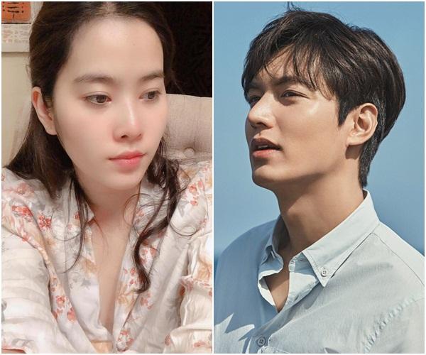 Nam Em, Lee Min Ho, sao việt