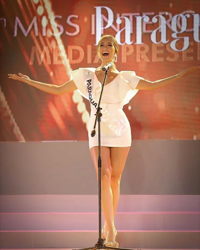 Hoa hậu Liên lục địa, Lê Âu Ngân Anh