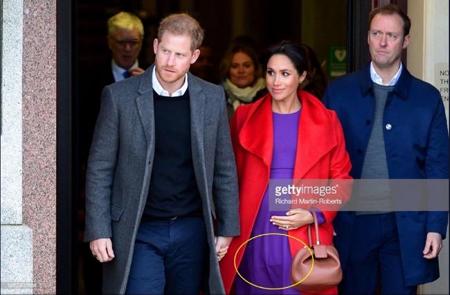 Hoàng gia Anh,Meghan mang thai giả,Hoàng tử Harry