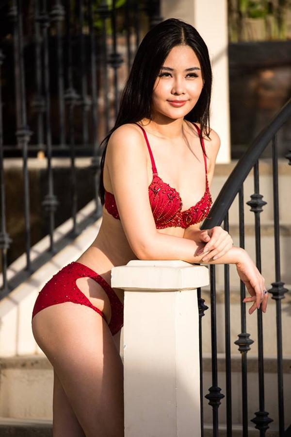 Lê Âu Ngân Anh, Hoa hậu Liên lục địa, sao Việt