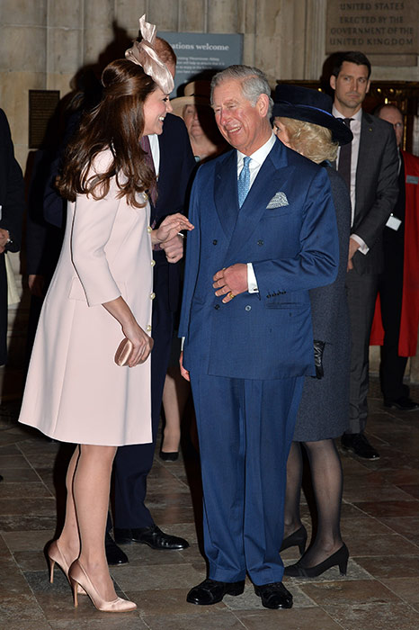 Hoàng gia Anh,Kate Middleton,bà Camilla