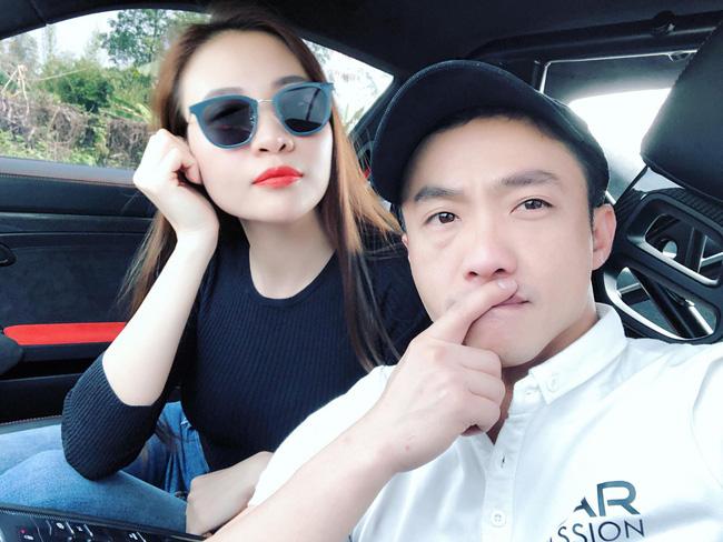 Đàm Thu Trang, sao việt, vợ cường đô la,