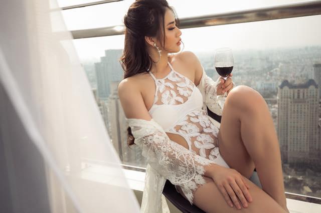 Á hậu Thái Mỹ Linh, Thái Mỹ Linh, Thái Mỹ Linh nghi án bán dâm