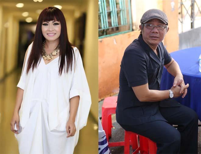 Phương Thanh, nghệ sĩ Trung Dân, Mỹ Lệ, sao Việt