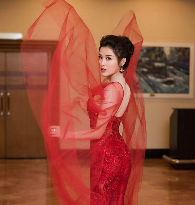 Á hậu huyền my,hoa hậu việt nam 2014