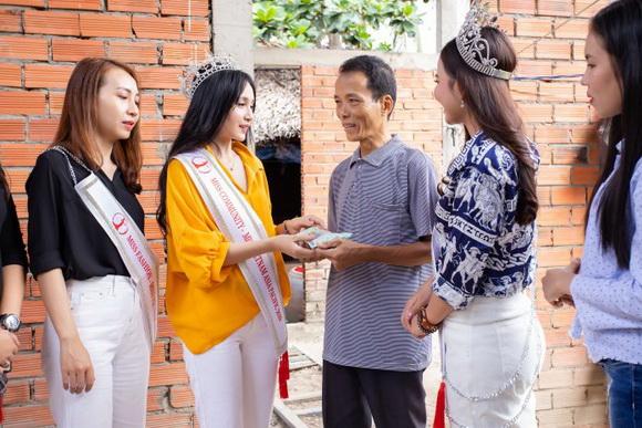 Đỗ Thị Thanh Thanh, Hoa hậu Vì cộng đồng, sao việt