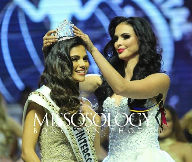 Tân Hoa hậu Liên lục địa, Hoa hậu Liên lục địa, bạn trai Hoa hậu Liên lục địa