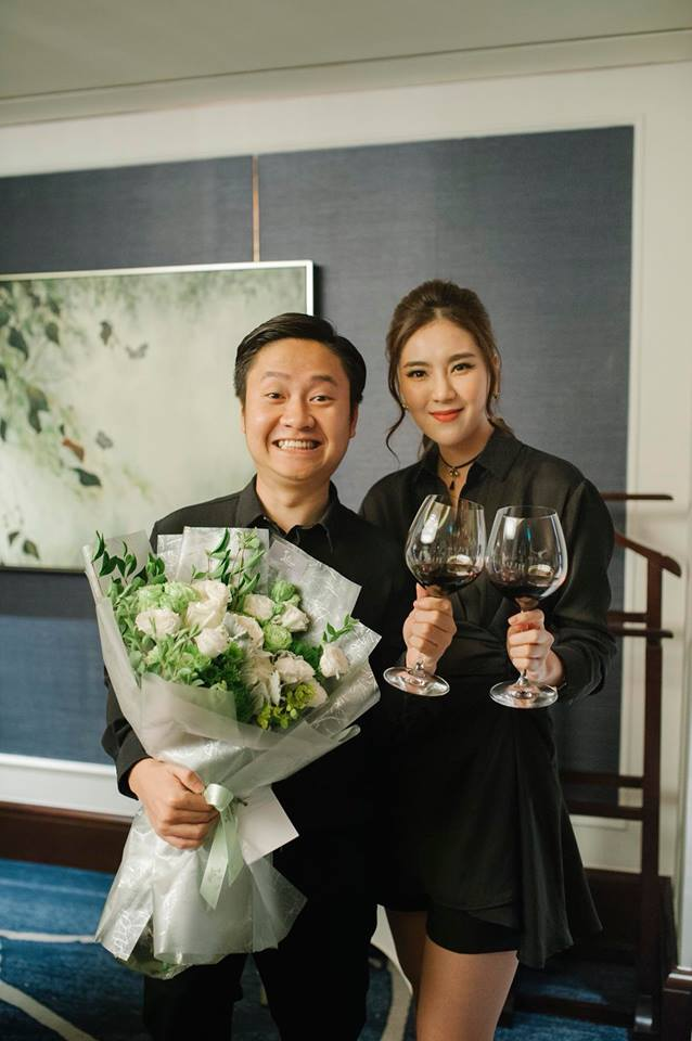 MC Mai Ngọc, cuộc sống của MC Mai Ngọc, MC Mai Ngọc lấy chồng đại gia
